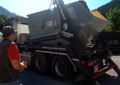 Entsorger Tirol - Container b