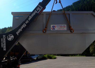 Entsorger Tirol - Container c