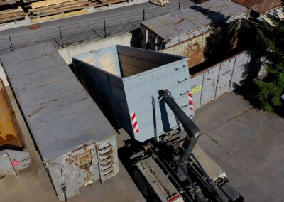 Entsorger Tirol - Container e