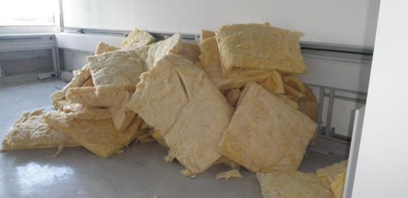 Künstliche Mineralfaser (KMF) – Leitfaden für die Entsorgung